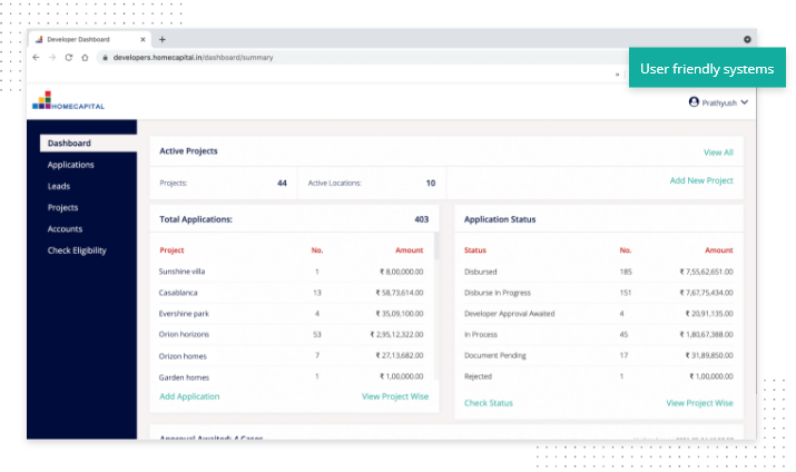 Real time business tracking